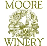 Moore Vintage Family Name Winery Tees Gifts