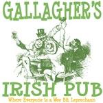 Gallagher's Vintage Irish Pub Tees Gifts