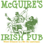 McGuire's Personalized Irish Pub Tees Gifts