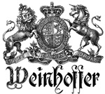 Weinhoffer Vintage Family Crest Tees Gifts