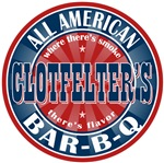 Clotfelter's All American BBQ Tees Gifts