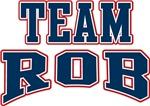 Team Rob Personalized Tshirts Gifts