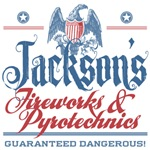 Jackson's Humorous Fireworks Company  Tees Gifts