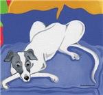 Master's Bed Greyhound