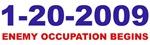 Copy of 1-20-2009 Enemy Occupation Begins