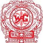 Men's Wag Ornate #1 red