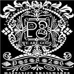 Ps826 Ornate 2a White/ Dark Tee