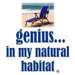 Genius at Beach