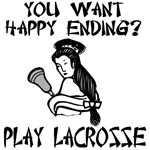 Lacrosse Happy