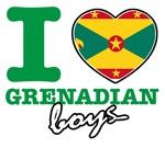 I love Grenadian boys