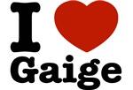 I love Gaige