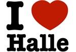 I love Halle