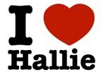 I love Hallie