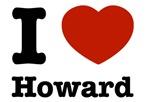 I love Howard