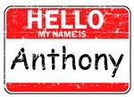 Name Tag Designs