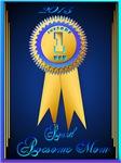 Award -MOM-Mom's No 1 Ribbon