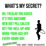 What's My Secret? Workout Gear