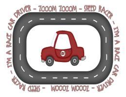 RACE CAR DRIVER
