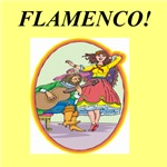 flamenco guitar gifts and t-shirts