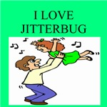 jitterbug gifts and t-shirts