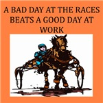 harness horse racing gifts