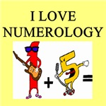 numerology gifts t-shirts