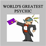 psychic gifts t-shirts