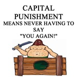 capital punishment gifts t-shirts
