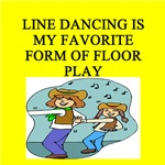 line or square dancing gifts t-shirts