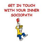 psycho[ath gifts tshirts