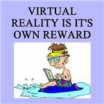 virtual reality joke