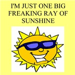 big ray of sunshine