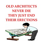architect joke gifts t-shirts