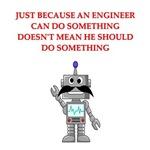 engineering joke gifts t-shirts