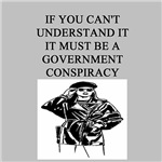 conspiracy theory gifts t-shirts