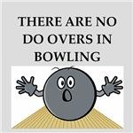 bowling gifts t-shirts