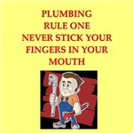 plumbing joke gifts t-shirts