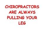 chiropractor joke gifts t-shirts