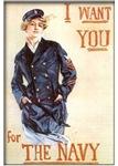 Patriotic-Navy Wants You