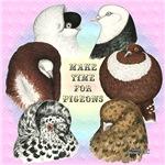 Make Time For Pigeons