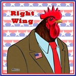 Right Wing Rooster