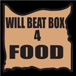 Will Beat Box 4 Food