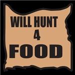 Will Hunt 4 Food