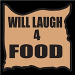 Will Laugh 4 Food