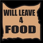 Will Leave 4 Food