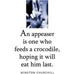 An appeaser