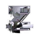Heavy Metal initial letter Z monogram