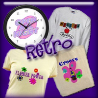 Retro T-shirts and Gifts