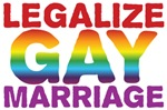 Legalize Gay Marriage Shirts