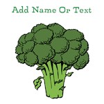 Personalized Broccoli Shirts